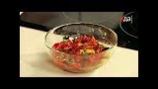 Хранение закуски из запечённого болгарского перца в холодильнике / Илья Лазерсон / Кулинарный ликбез