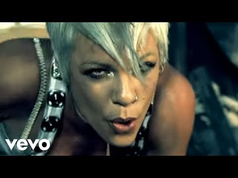P!nk  Funhouse Main Version