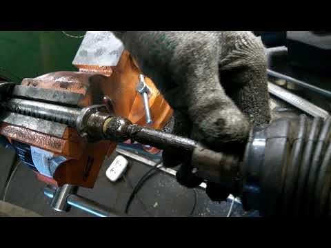 Ремонт рулевой рейки Ford Taunus