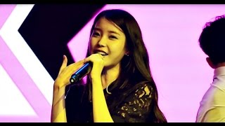 [HD] 151021 IU(아이유) - Good Day (좋은 날) @ I&U in Hong Kong