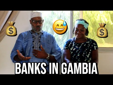 Dealing With The Banks In The Gambia And Wire Transfers