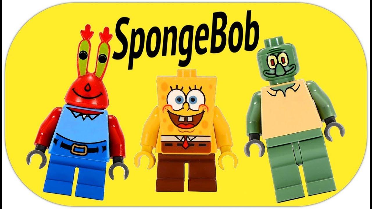 Lego Krusty Krab 3825 Lego Spongebob Squarepants Review Brickqueen