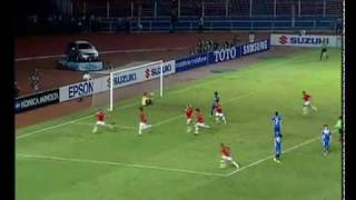 Download Video Indonesia vs Laos (6-0) AFF Suzuki Cup 2010 MP3 3GP MP4