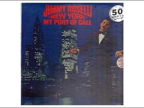 Jimmy Roselli Chinatown My Chinatown Youtube