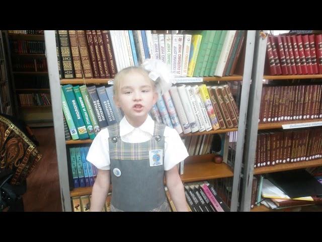 Изображение предпросмотра прочтения – ДаринаМезрина читает произведение «Красною кистью...» М.И.Цветаевой