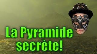 FALLOUT 4: LA PYRAMIDE SECRETE!! par LUSTY FR HD