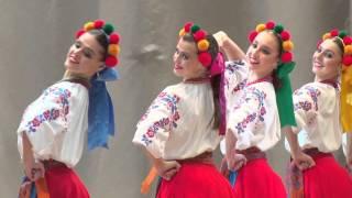 Балет Игоря Моисеева дал два концерта в Железногорске
