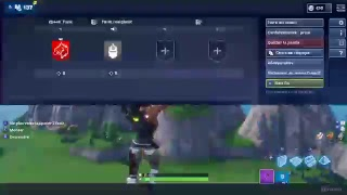 FORTNITE LIVE[FR] GO TOP 1