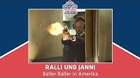 Ralli und Janni -  Baller Baller in Amerika | NEO MAGAZIN ROYALE mit Jan Böhmermann - ZDFneo