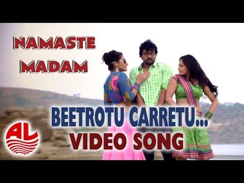 Namaste Madam || Beetrotu Carretu || Latest Kannada || [HD]