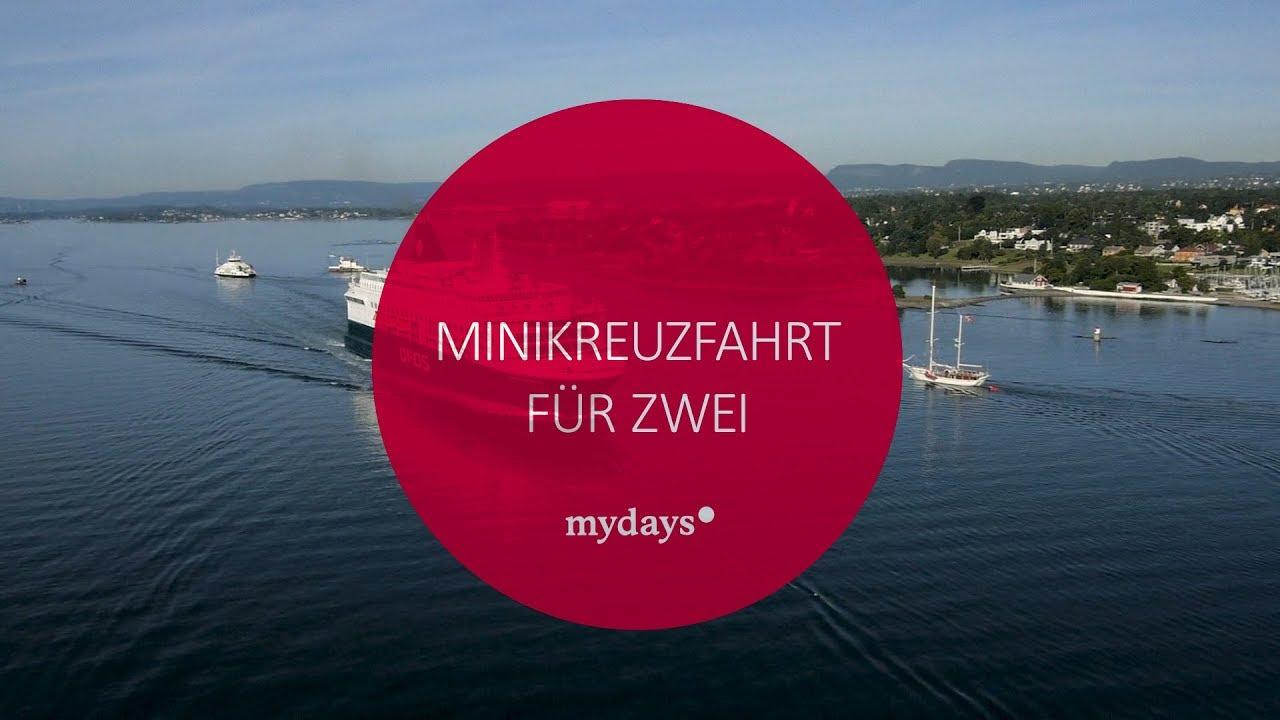 Mini Kreuzfahrt Fur Zwei Norwegen Mydays De