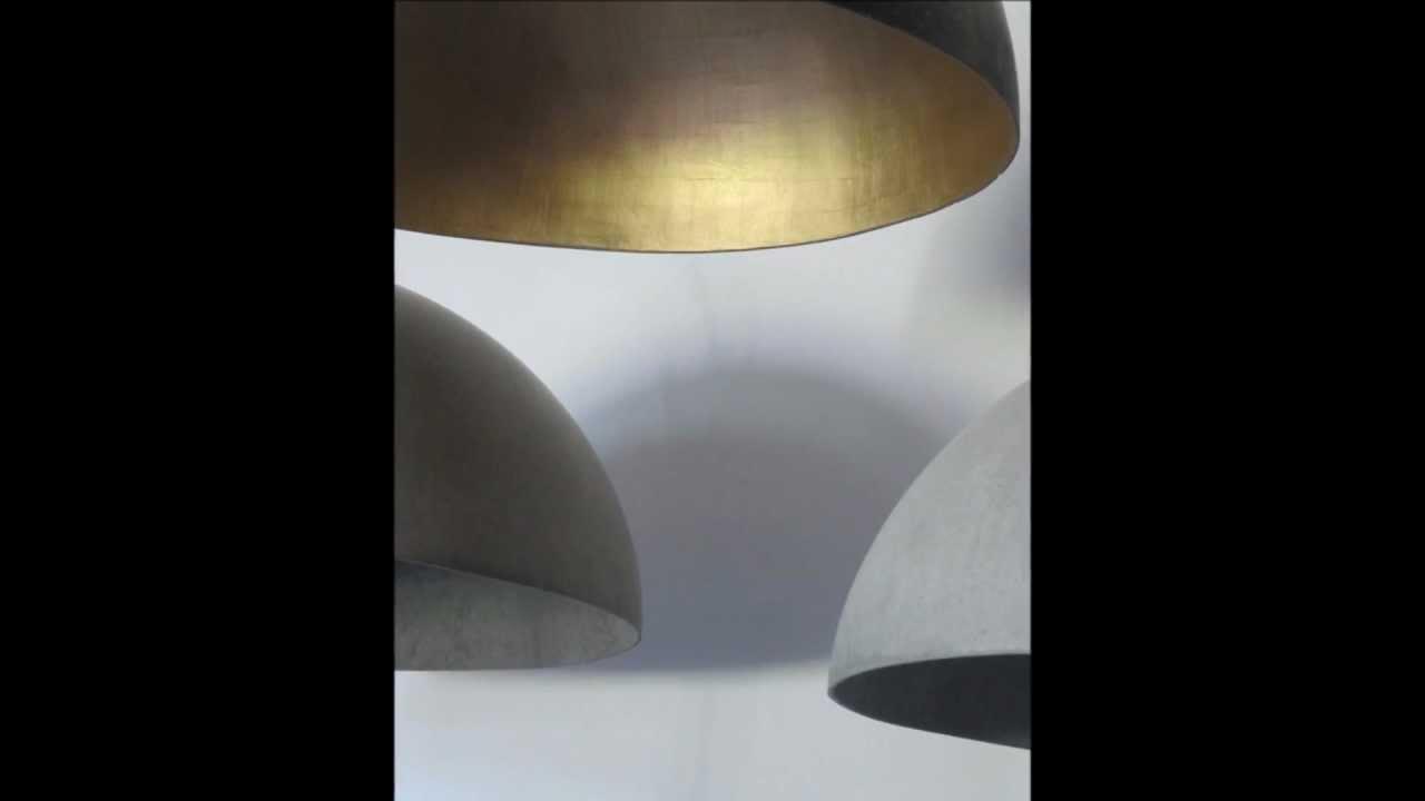 betonlampe betonleuchte pendellampe aus beton 01 hd youtube. Black Bedroom Furniture Sets. Home Design Ideas