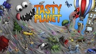 TASTY Planet ГЛАЗАСТИК Съедает Планету Съедобная Планета Мульт ИГРА Для Детей