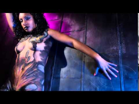 Artistic Body Paintings Edited By Cristian Cirstocea
