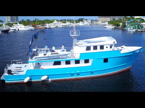 A Fisherman's Paradise - Chagos - 2013 95' Ocean Voyager Expedition Yacht