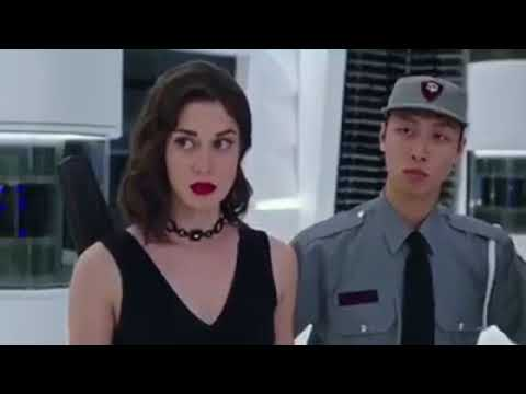 """Now you see me 2  """"best stealing scene in the movie #cardtrickscene"""
