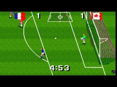Flair Software - Soccer Superstars - 1996
