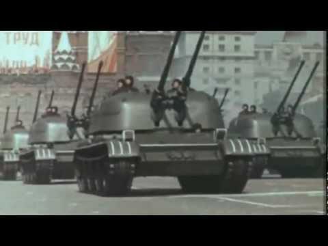 Soviet anti-aircraft gun S-60 & SPAAG ZSU-57-2