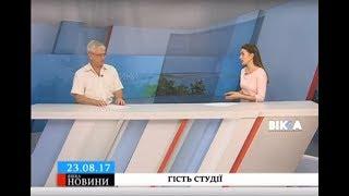Гість студії. Микола Кушнір