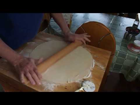 How To Roll Egg Pasta Dough For Ravioli