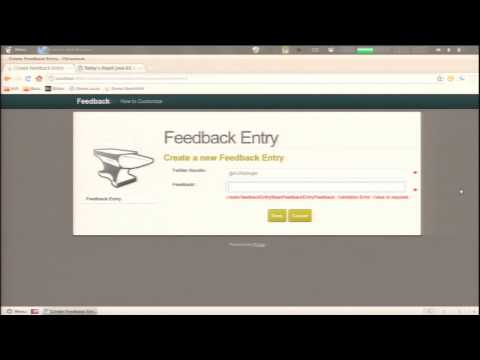 Today's Rapid Java EE Development: Live Coding From Scratch To Deployment