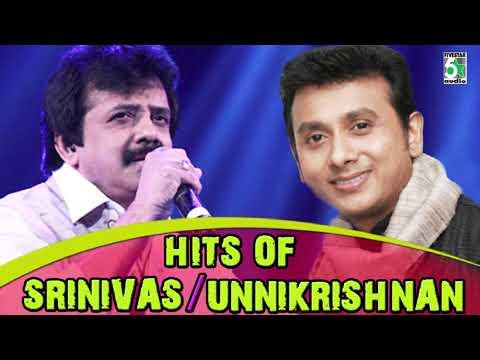 Srinivas & Unnikrishnan Super Hit Popular Audio Jukebox