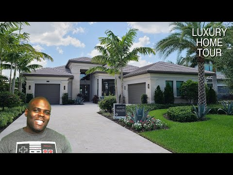 Million Dollar Luxury Home Tour In Boca Raton | Homes For Sale In Florida | EP 21