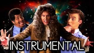 #Remastered [Instrumental] Sir Isaac Newton vs Bill Nye ERB Season 3