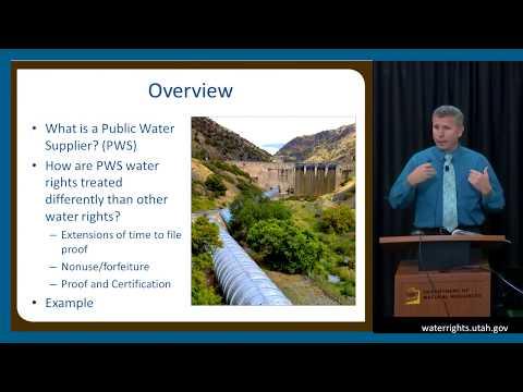 2017.10 - Public Water Supplier (Ross Hansen)