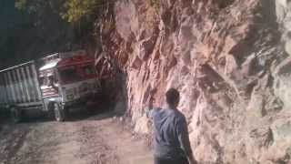Near to Death Experience in Rishikesh (truck accident)