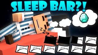 If a Sleep Bar was Added to Minecraft