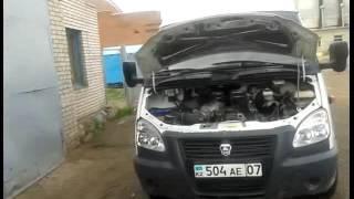 видео замена сцепления газель