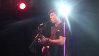 Shawn Mendes - Life of the Party [25/2/15 - Berlin, Germany]
