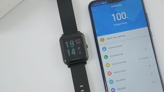 Amazfit Bip Smartwatch on a Budget Unboxing & Overview