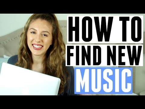 How to Discover New Music and My Favorite Tunes!