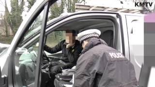 Drivers using phones face double penalties