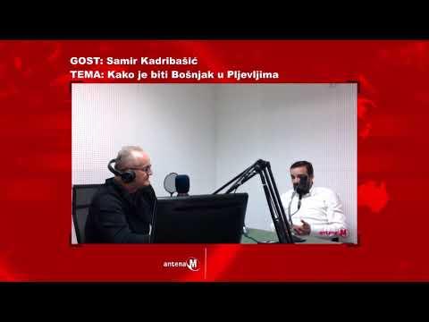 DRUGACIJA RADIO VEZA GOST SAMIR KADRIBASIC 25 11 2020