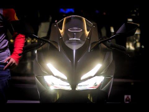 Full review detail Honda new CBR250RR 2017 Indonesia