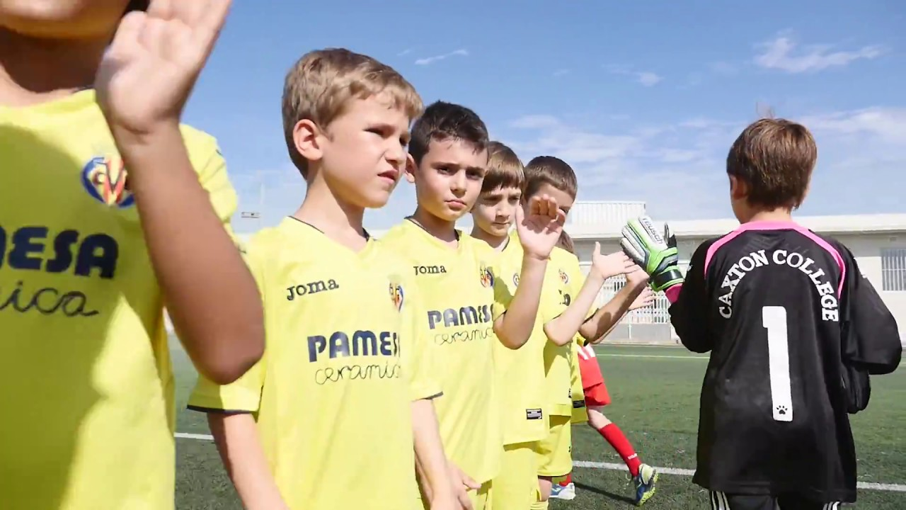 La Villarreal CF Escola de Sabadell participa en la Villarreal Final Cup | 2018
