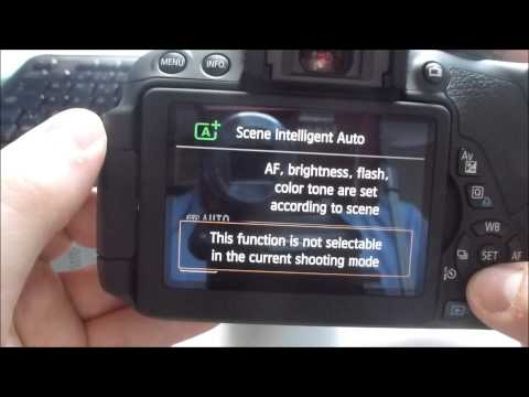 Unboxing Canon EOS 650D Camera with 18-55/3,5-5,6 IS lens