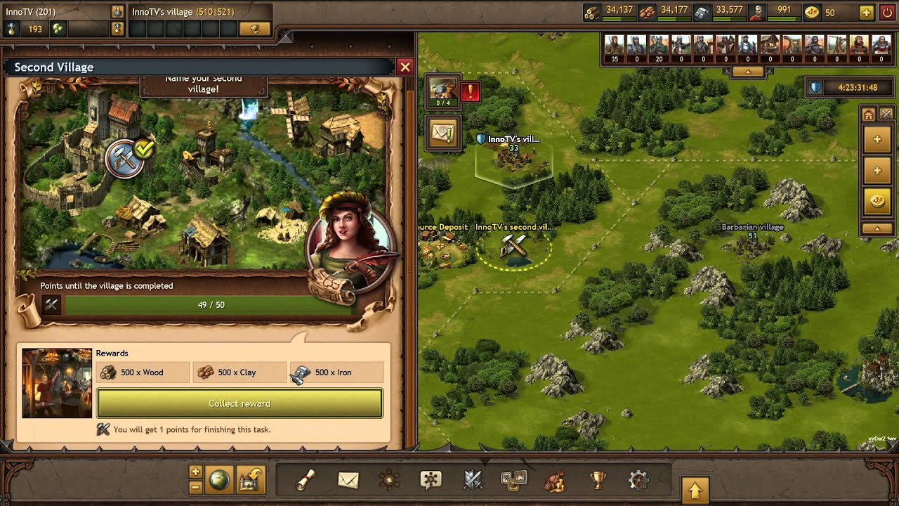 Tribal Wars Nd Village YouTube - Tribal wars map us