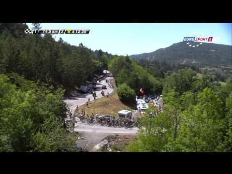 Tour France 15 - Etapa 16 - BOURG DE PEAGE - GAP
