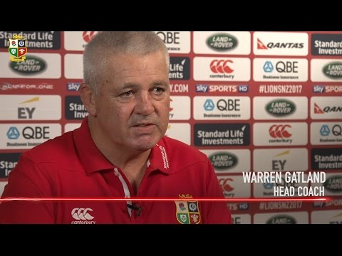 "Gatland says O'Driscoll ""doesn't get enough credit"" 