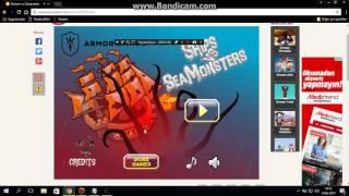 Oyun Skor Korsan vs Canavarlar hile