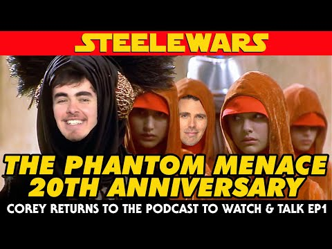 The Phantom Menace 20th Annive...
