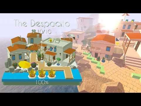 Dancing Line - The Despacito