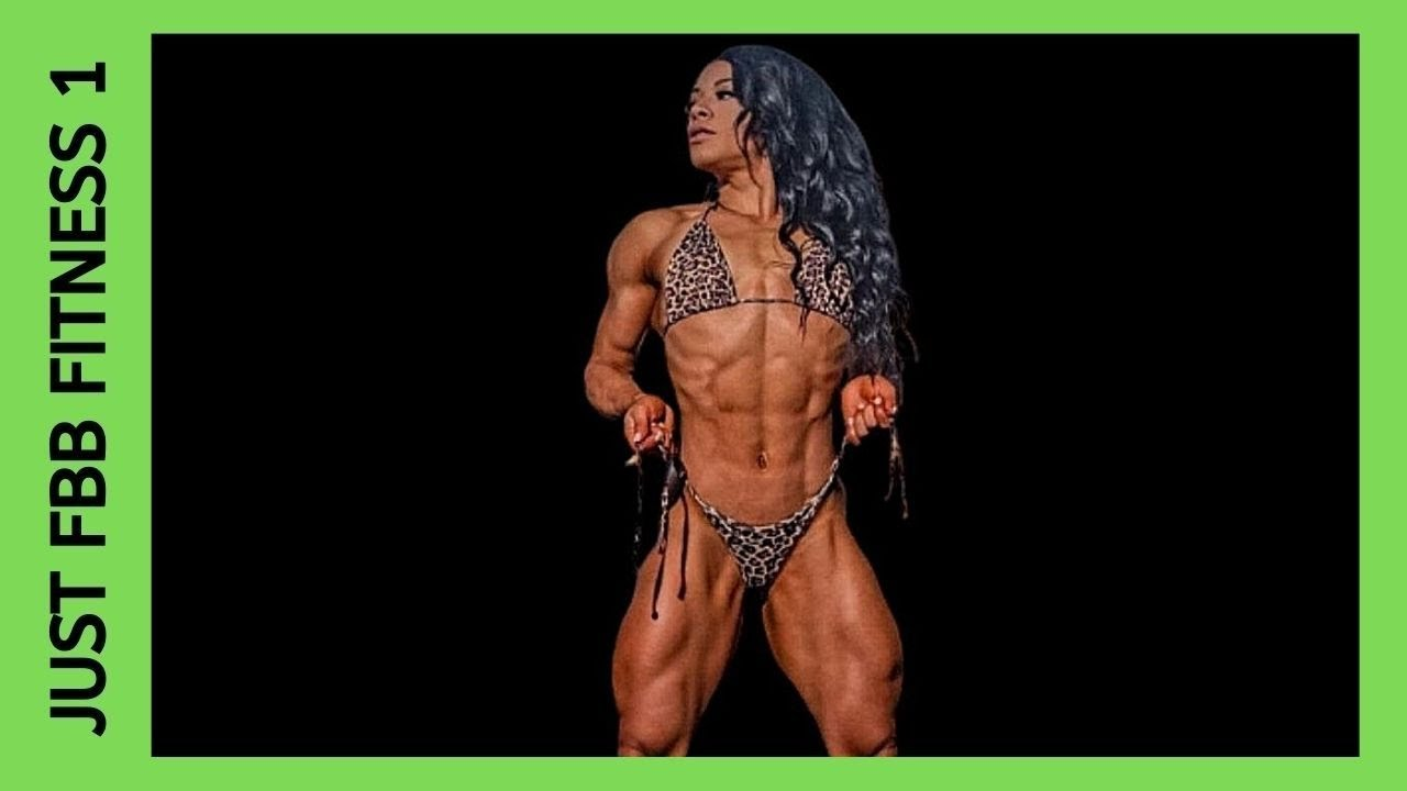 Ifbb fitness models naked new sex images