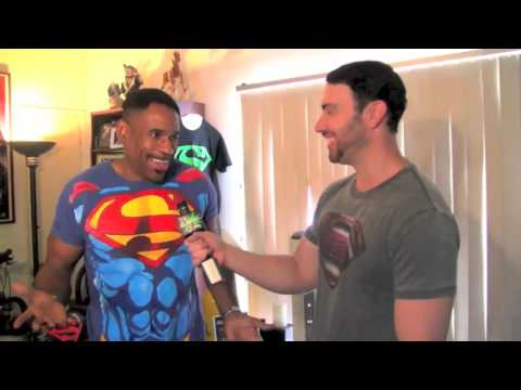 Tom Cruise Interview, World's Biggest Superman Fan - Superhero Junkies Ep 5