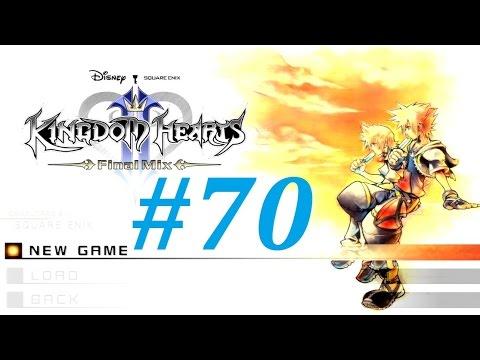 Kingdom Hearts 2: Final Mix Walkthrough (70) The Cavern Of Remembrance Pt. 2