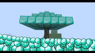 Майнкрафт АЛМАЗНОЕ ДЕРЕВО - Minecraft TreeOres (Обзор Мода)